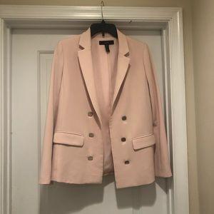 Baby Pink Blazer   Open Blazer   S   Forever 21